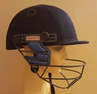 Cricket Helmet unisex adult size face protection grill guard adjustable