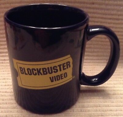 Blockbuster Video Promotional Mug