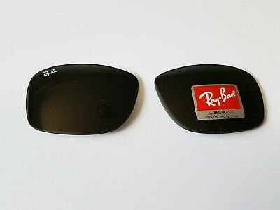 New Authentic Replacement Rayban lenses Sunglasses Metal RB3529 58-17 G15 Green
