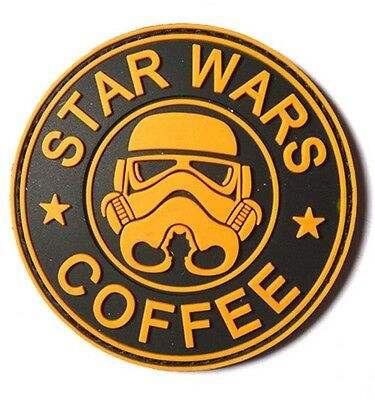 1PCS NEW STAR WARS  LOGO PVC 3D Rubber  Patch    SJK    213