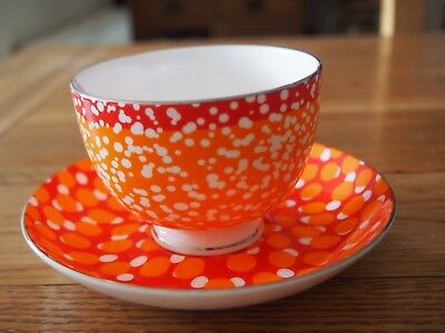 T2 Cup and Saucer
