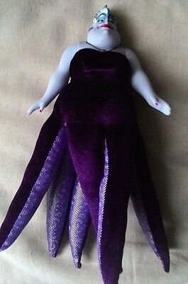 """Disney The Little Mermaid Ursula The Sea Witch Doll  Collectable 12"""""""
