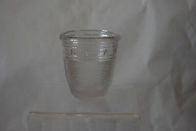 Gorge Davidson Novelty 'Just a Thimble Full' Circa 1885