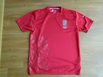 From RFU shop. An England Rugby Union Training T shirt. Large.
