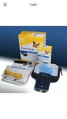 Freestyle Optium Neo Blood Glucose & Ketones Monitor/Meter/System + Test Strips