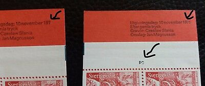 H249 x 2 - Sweden booklet - Christmas (one with year = 197) Cz Slania