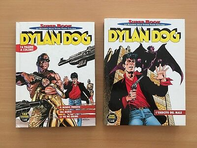 Lotto Dylan Dog Super Book