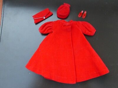 "Vintage Barbie - 1962 ""Red Flare"" near complete"