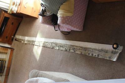 Original Huge Rare WWI Panoramic Photograph Inc Passchendale Fifth Army View 102