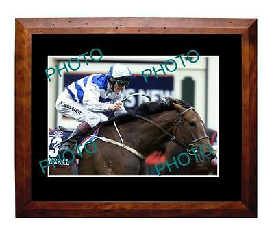 Ethereal 2001 Melbourne Cup Win Large A3 Photo