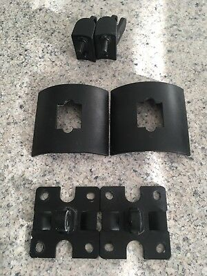 Bose speaker wall brackets for Jewel / Cube Acoustimass Speakers - Pair