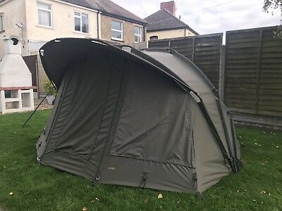 Trakker Armo Mk2 One Man Bivvy With Extended Winter Wrap