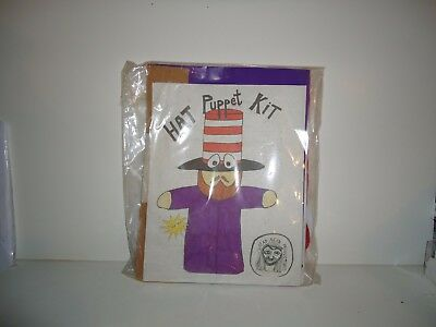 South Park Mr. Hat Puppet Kit by Mad Arab productions RARE!