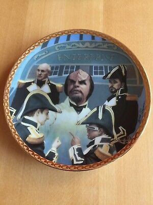 The Hamilton Collection: Star Trek Generations 'Worf's Ceremony'