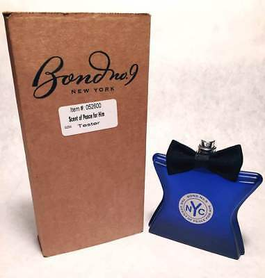 Bond No. 9 New York SCENT OF PEACE FOR HIM Tester 100ml (FREE S&H) _new / no box