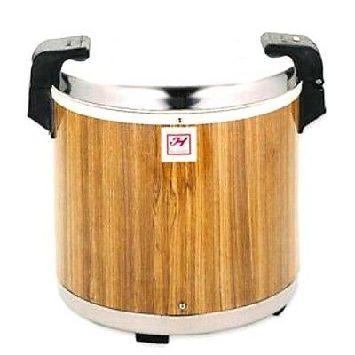 Commercial Electric Rice Warmer For Chinese Restaurant Take Away 14.2 Litre