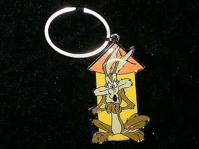 WILIE  E. COYOTE - keychain  , key chain GIFT BOXED