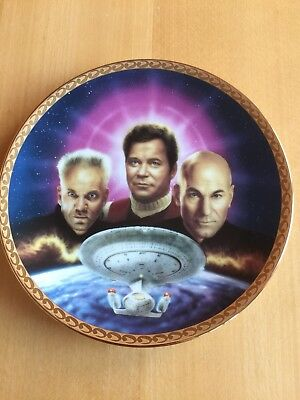 The Hamilton Collection: Star Trek Generations 'The Ultimate Confrontation'