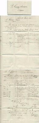 Egypt 1837 Pre-Stamp Cover Atfe To Cairo