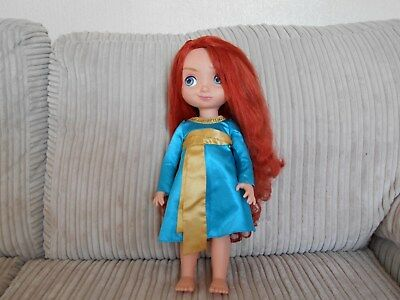 DISNEY ANIMATOR BRAVE  MERIDA 1st EDITION DOLL