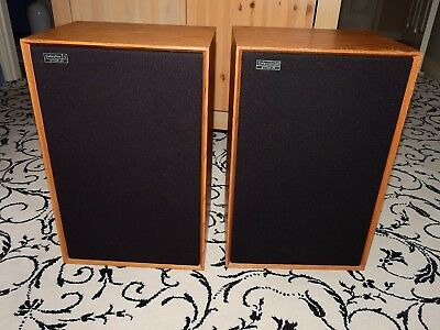 A Pair of Ditton 22 Loudspeakers.