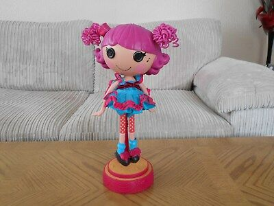 Lalaoopsy Interactive Harmony B Sharp,singing,talking With Stand, Great Fun