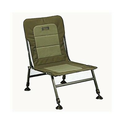 Kkarp SEDIA CARP FISHING PER SESSIONI VELOCI ESSENCE CHAIR K-karp