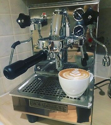 Expobar Office LEVA 1 Group Commercial Espresso Coffee Machine Home / Office UK