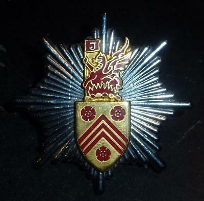 Unidentified Wales Fire Service badge