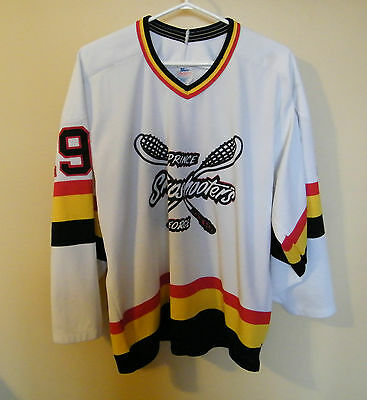 Prince George Sharpshooters  / Lacrosse Jersey.