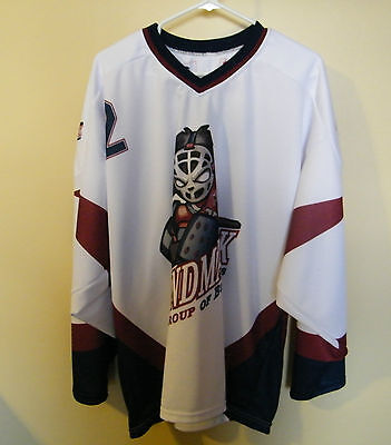 Landmark Group /  Hockey  Jersey.