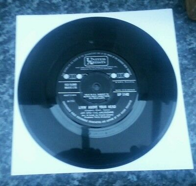 Jay And The Americans , Livin' Above Your Head 45 Rpm Single