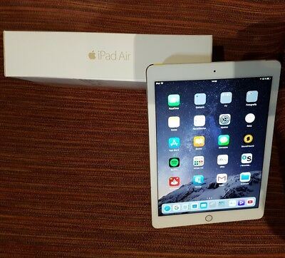 Ipad Air 2 16Gb + 4G (Gold)