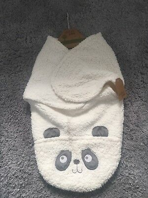 Brand New Chick Pea Swaddle Blanket  0-3 Months