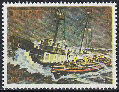 Ireland 150th Ann Royal National Lifeboat Institution 1974 MNH-1 Euro