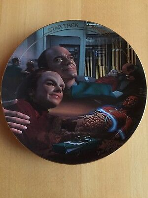 The Hamilton Collection: Star Trek Voyager 'Life Signs'