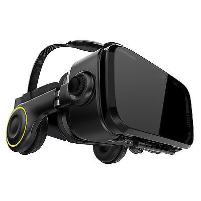 Universal 3D VR Brille Virtual Reality Headset / Box für Android / iPhone 6+ / 7