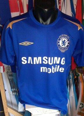 Maillot foot RARE CHELSEA 2005
