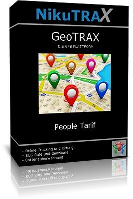 GPS-Tracking Tarif: People