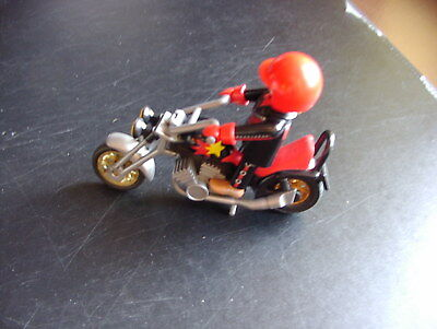Playmobil Racing Motorrad Harley Davidsen Chopper Rocker 3831