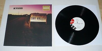 KYUSS - Welcome to sky valley LP / Queens of the stone age Soundgarden Melvins