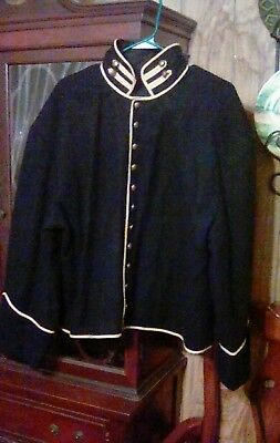 Civil War Reenactor Union Cavalry Shell Jacket With Bolsters 46