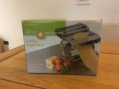 Lakeland Pasta Machine, Brand New & Boxed