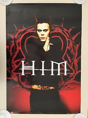 Him,authentic 2005 Poster
