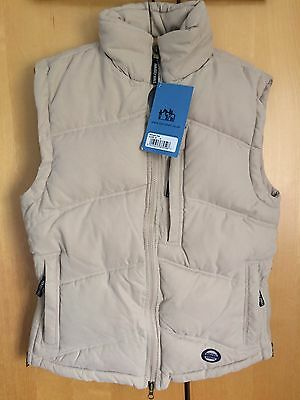 Ladies Gillet Body Warmer Waistcoat Harry Hall Brand Size Large New With Tags