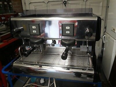 Coffee machine La Scala 2 group.