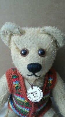 Sweetest Ever Little Teddy Bear from Teddy Bears of Witney