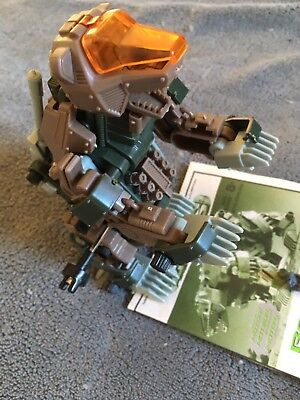 ZOIDS RHI-06 / RZ-511 Bear Fighter Complete & working