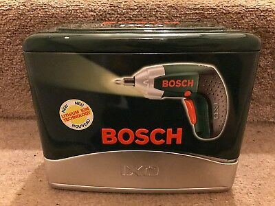 Bosch IXO Lithium-Ion Cordless Screwdriver - Empty Tin Only