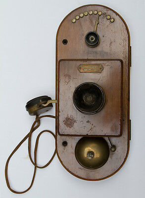 Antique Wall Telephone